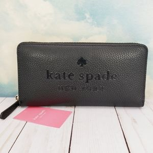 Kate Spade Sienne Logo Large Continental Wallet